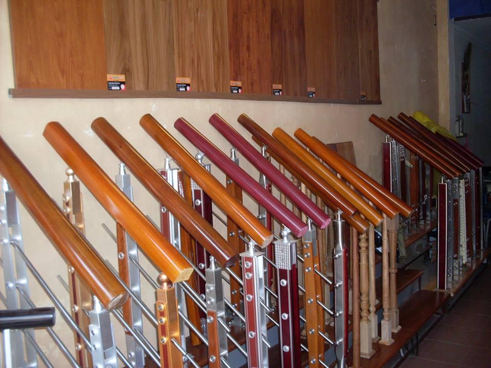 Showroom cầu thang hà nội 2013-2014 tại 422 Trường Chinh